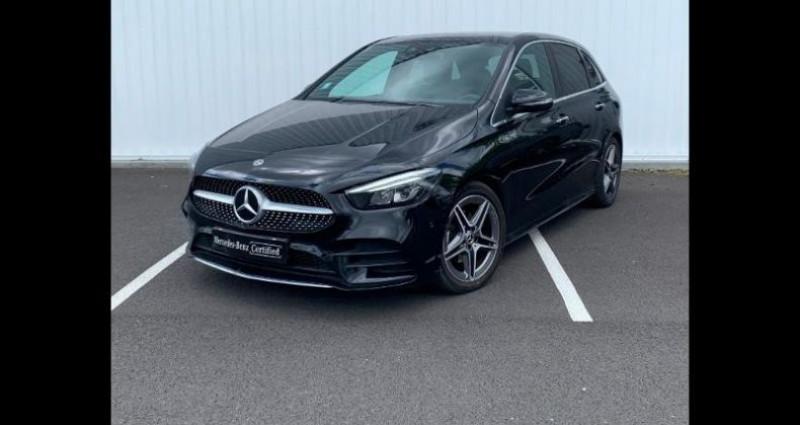 Mercedes Classe B 200 200d 150ch AMG Line Edition 8G-DCT 7cv Noir occasion à Douai