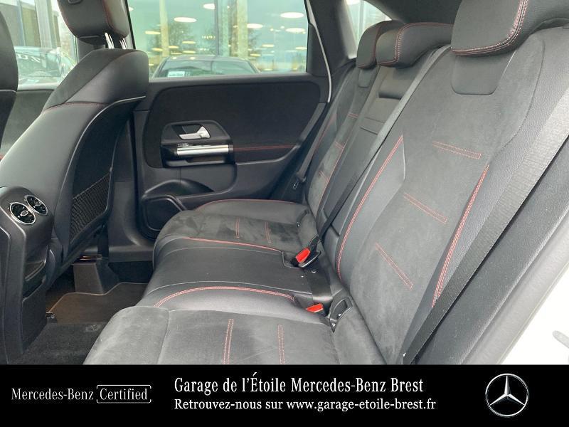 Mercedes Classe B 200 200d 150ch AMG Line Edition 8G-DCT 7cv Blanc occasion à BREST - photo n°11