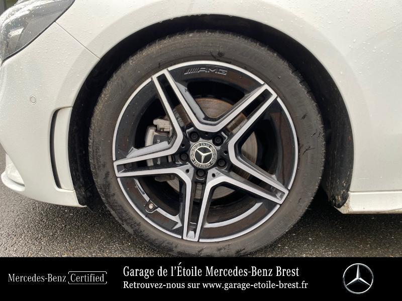 Mercedes Classe B 200 200d 150ch AMG Line Edition 8G-DCT 7cv Blanc occasion à BREST - photo n°15