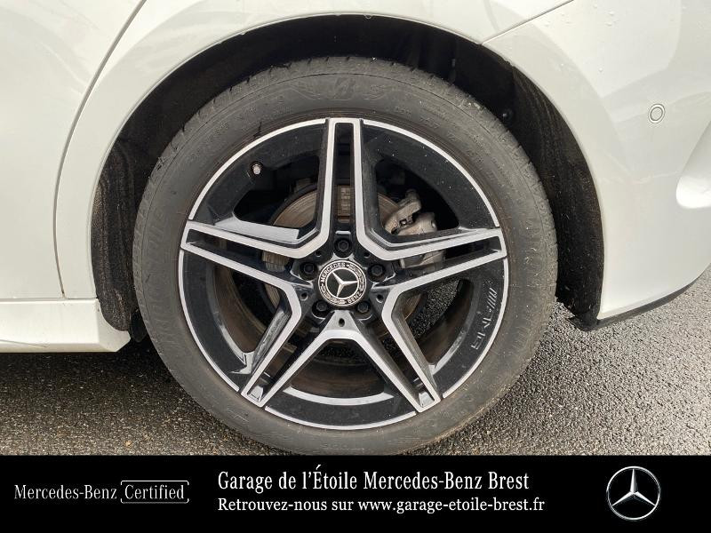 Mercedes Classe B 200 200d 150ch AMG Line Edition 8G-DCT 7cv Blanc occasion à BREST - photo n°16