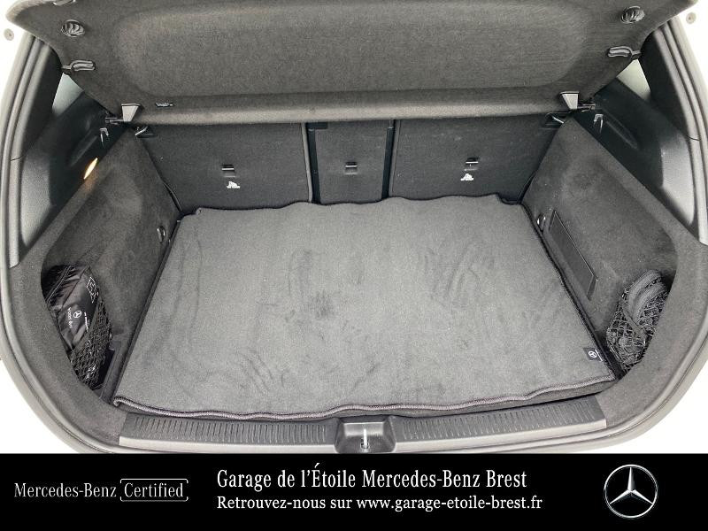 Mercedes Classe B 200 200d 150ch AMG Line Edition 8G-DCT 7cv Blanc occasion à BREST - photo n°12