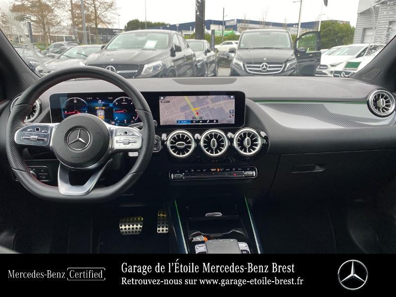 Mercedes Classe B 200 200d 150ch AMG Line Edition 8G-DCT 7cv Blanc occasion à BREST - photo n°6