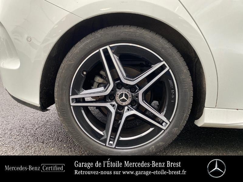 Mercedes Classe B 200 200d 150ch AMG Line Edition 8G-DCT 7cv Blanc occasion à BREST - photo n°14