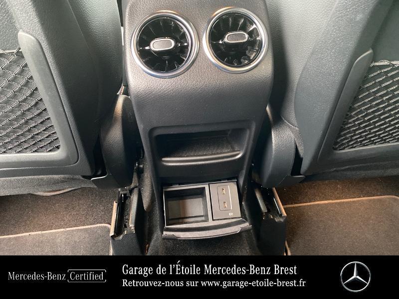 Mercedes Classe B 200 200d 150ch AMG Line Edition 8G-DCT 7cv Blanc occasion à BREST - photo n°20