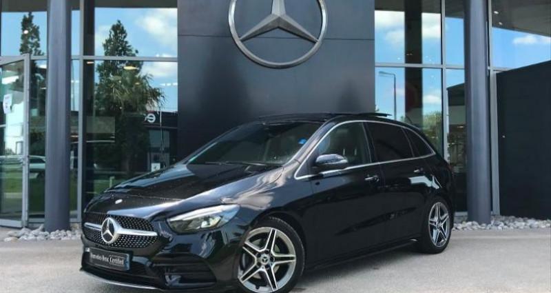 Mercedes Classe B 200 200d 150ch AMG Line Edition 8G-DCT Noir occasion à Valenciennes