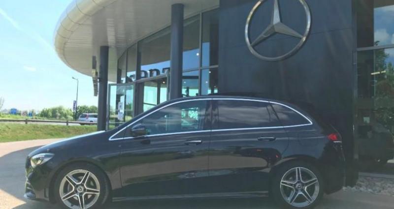 Mercedes Classe B 200 200d 150ch AMG Line Edition 8G-DCT Noir occasion à Valenciennes - photo n°2