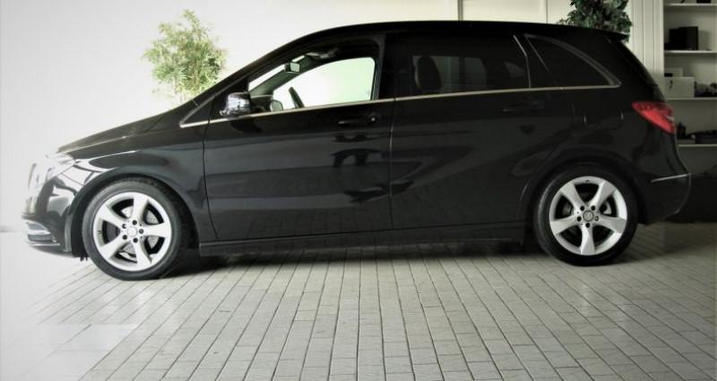 Mercedes Classe B 200 CLASSE B II 200 CDI 136ch SPORT 7G-DCT Noir occasion à UNGERSHEIM - photo n°3