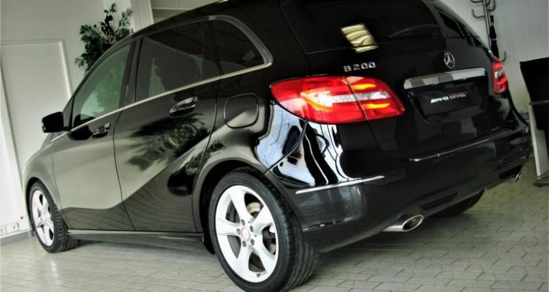 Mercedes Classe B 200 CLASSE B II 200 CDI 136ch SPORT 7G-DCT Noir occasion à UNGERSHEIM - photo n°6