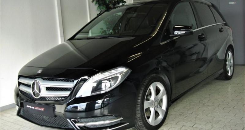 Mercedes Classe B 200 CLASSE B II 200 CDI 136ch SPORT 7G-DCT Noir occasion à UNGERSHEIM - photo n°5