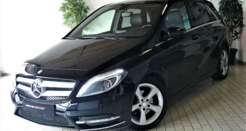 Mercedes Classe B 200 CLASSE B II 200 CDI 136ch SPORT 7G-DCT Noir occasion à UNGERSHEIM