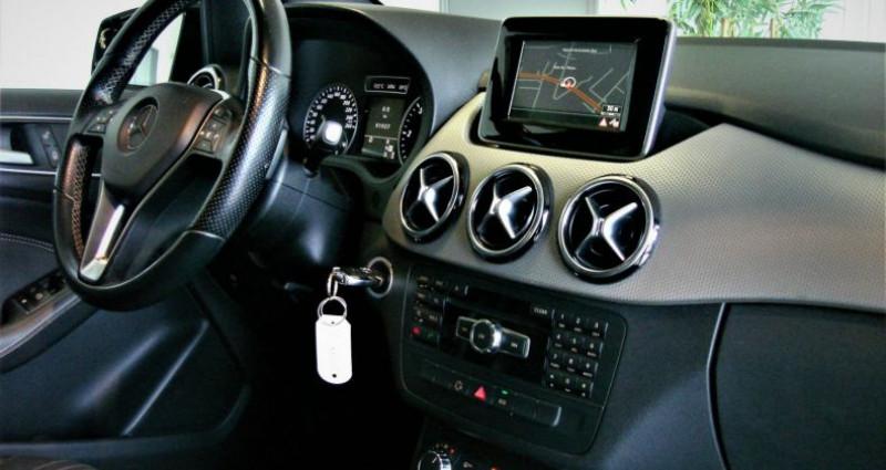 Mercedes Classe B 200 CLASSE B II 200 CDI 136ch SPORT 7G-DCT Noir occasion à UNGERSHEIM - photo n°7