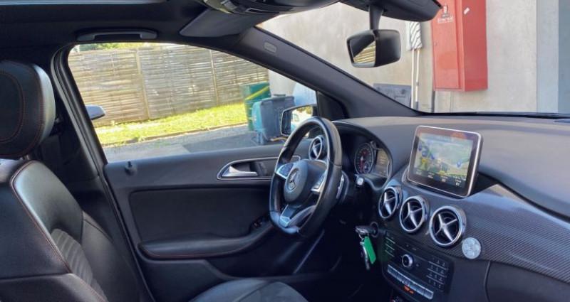 Mercedes Classe B 200 II (W246) 200 CDI Fascination 7G-DCT Gris occasion à EPAGNY - photo n°2