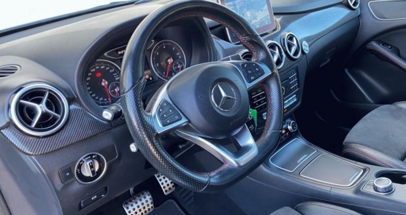 Mercedes Classe B 200 II (W246) 200 CDI Fascination 7G-DCT Gris occasion à EPAGNY - photo n°4