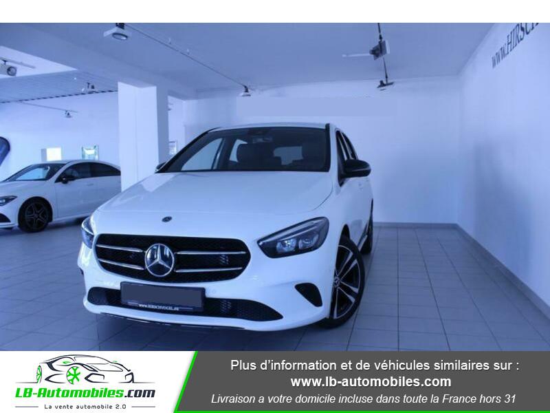 Mercedes Classe B 220 220 7G-DCT / 4 Matic Blanc occasion à Beaupuy