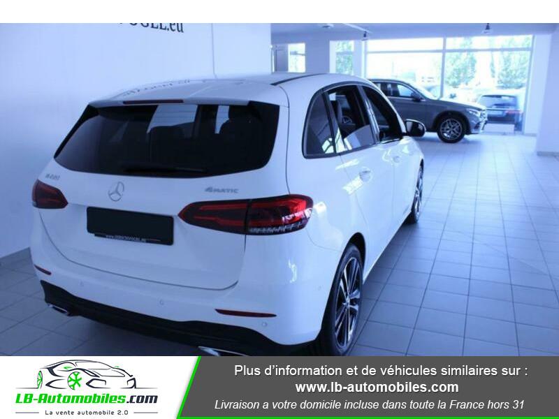 Mercedes Classe B 220 220 7G-DCT / 4 Matic Blanc occasion à Beaupuy - photo n°3