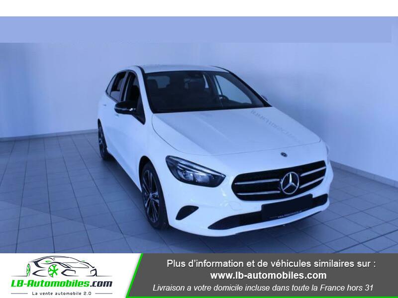 Mercedes Classe B 220 220 7G-DCT / 4 Matic Blanc occasion à Beaupuy - photo n°11