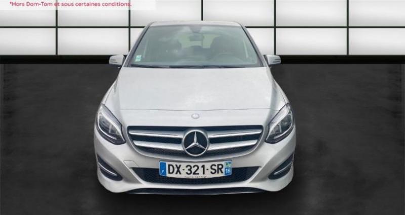 Mercedes Classe B 220 220 CDI Sensation 7G-DCT Gris occasion à La Rochelle - photo n°2