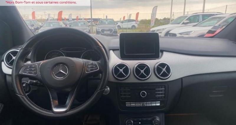 Mercedes Classe B 220 220 CDI Sensation 7G-DCT Gris occasion à La Rochelle - photo n°6