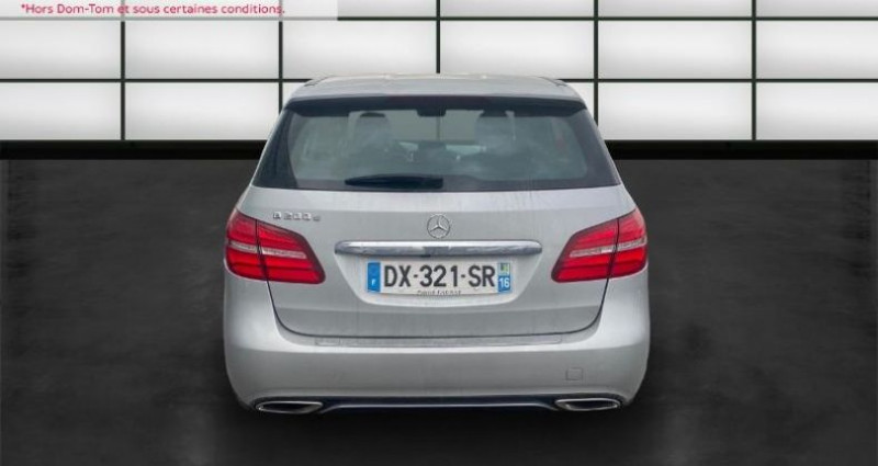 Mercedes Classe B 220 220 CDI Sensation 7G-DCT Gris occasion à La Rochelle - photo n°4