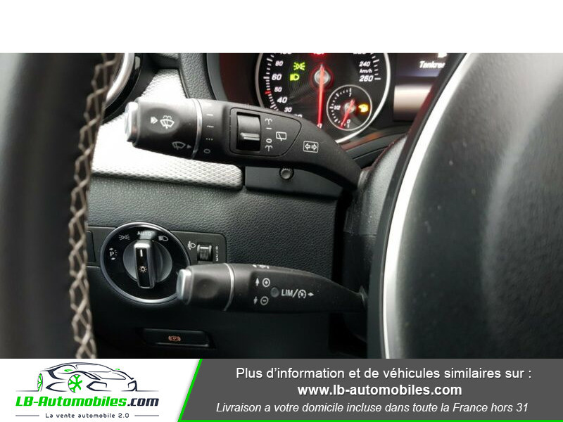Mercedes Classe B 220 220 CDI Noir occasion à Beaupuy - photo n°8