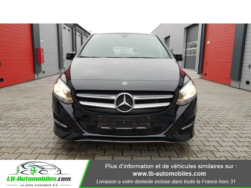 Mercedes Classe B 220 220 CDI Noir occasion à Beaupuy - photo n°12