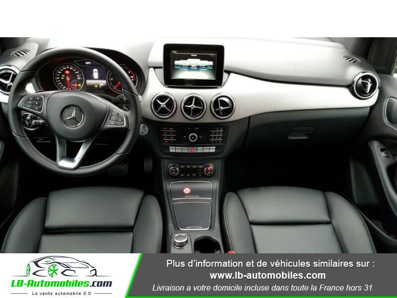Mercedes Classe B 220 220 CDI Noir occasion à Beaupuy - photo n°2