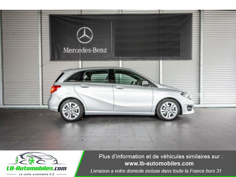 Mercedes Classe B 220 220 CDI Gris occasion à Beaupuy - photo n°9
