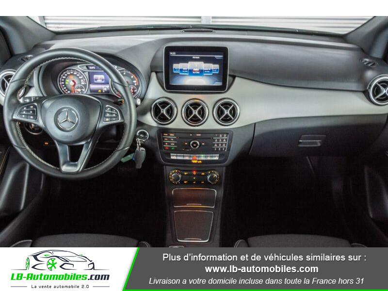 Mercedes Classe B 220 220 CDI Gris occasion à Beaupuy - photo n°2