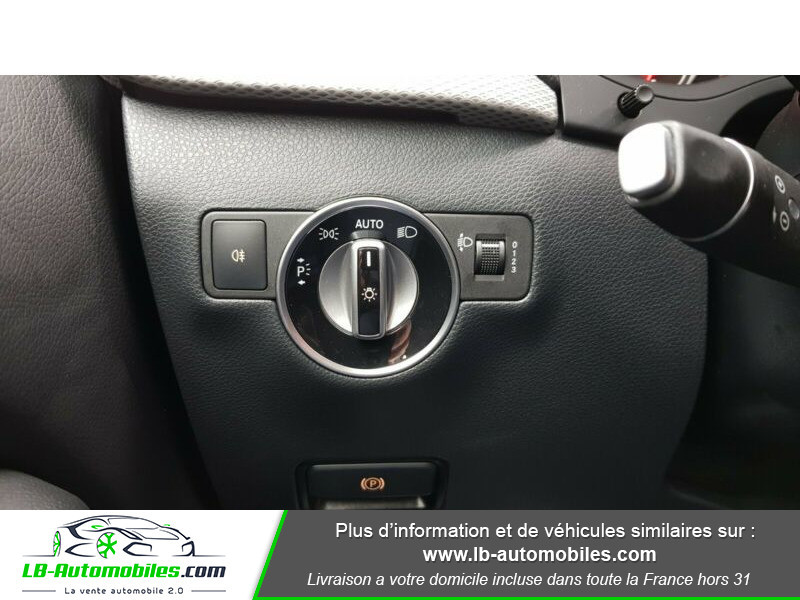 Mercedes Classe B 220 220 CDI Noir occasion à Beaupuy - photo n°9