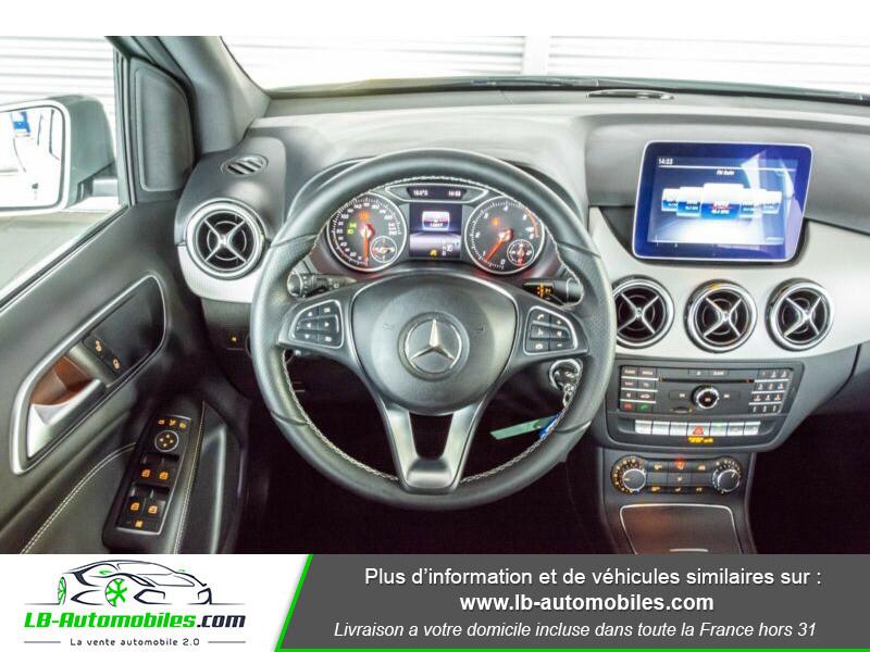Mercedes Classe B 220 220 CDI Gris occasion à Beaupuy - photo n°5