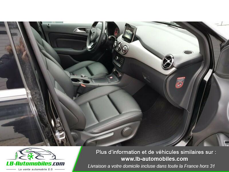 Mercedes Classe B 220 220 CDI Noir occasion à Beaupuy - photo n°7