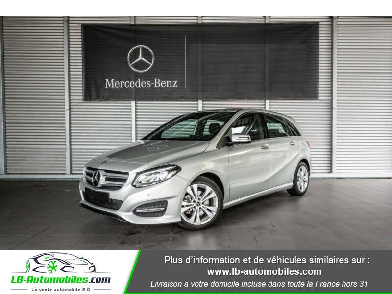 Mercedes Classe B 220 220 CDI Gris occasion à Beaupuy