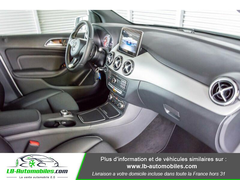 Mercedes Classe B 220 220 CDI Gris occasion à Beaupuy - photo n°4