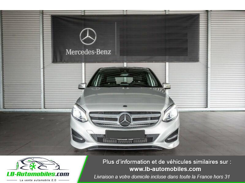Mercedes Classe B 220 220 CDI Gris occasion à Beaupuy - photo n°7