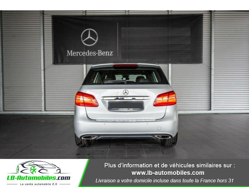 Mercedes Classe B 220 220 CDI Gris occasion à Beaupuy - photo n°8