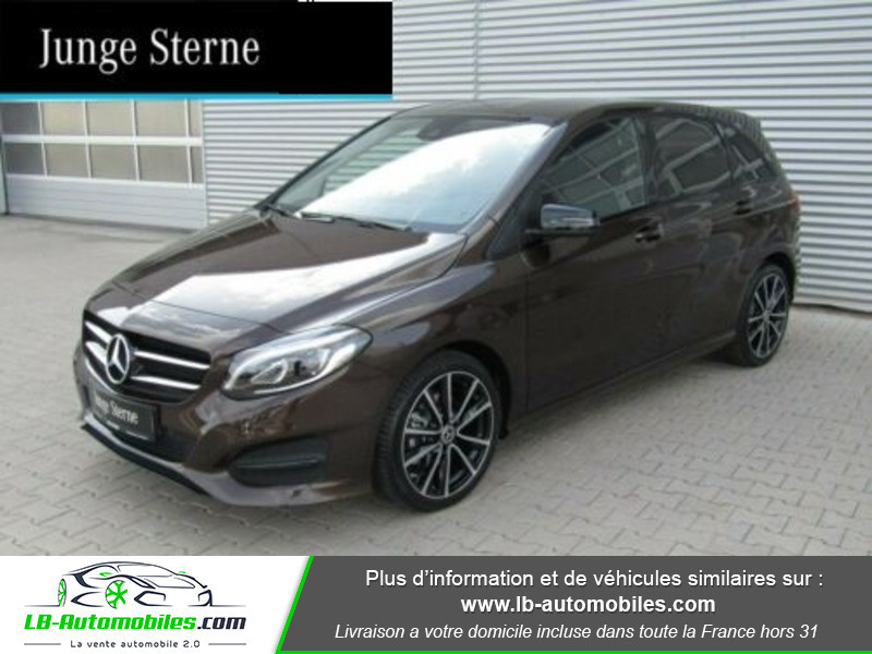 Mercedes Classe B 220 220 Marron occasion à Beaupuy