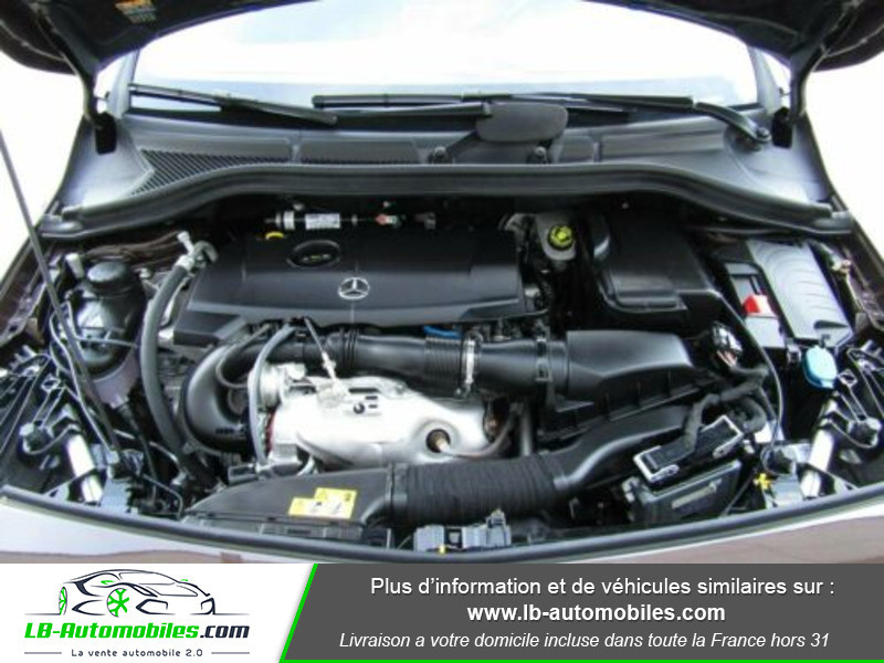 Mercedes Classe B 220 220 Marron occasion à Beaupuy - photo n°10
