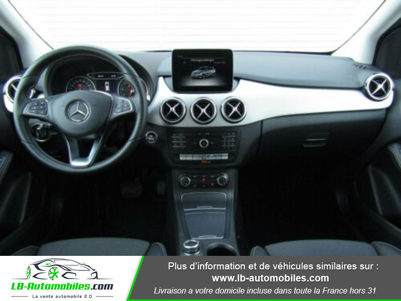 Mercedes Classe B 220 220 Marron occasion à Beaupuy - photo n°2