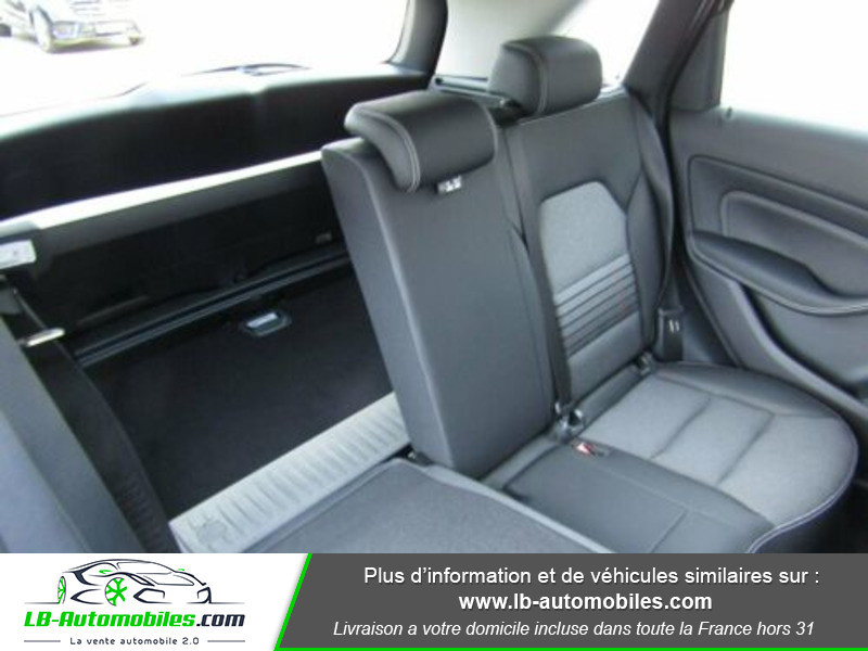 Mercedes Classe B 220 220 Marron occasion à Beaupuy - photo n°7