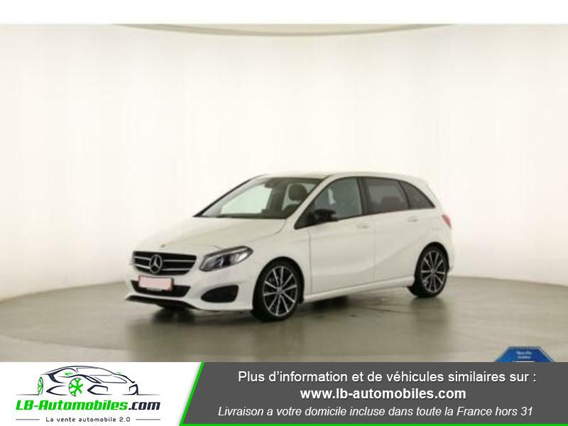 Mercedes Classe B 220 220 Blanc occasion à Beaupuy