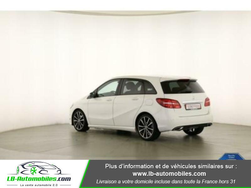 Mercedes Classe B 220 220 Blanc occasion à Beaupuy - photo n°8