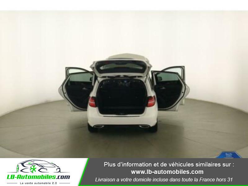 Mercedes Classe B 220 220 Blanc occasion à Beaupuy - photo n°10