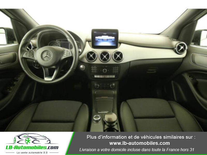Mercedes Classe B 220 220 Blanc occasion à Beaupuy - photo n°2