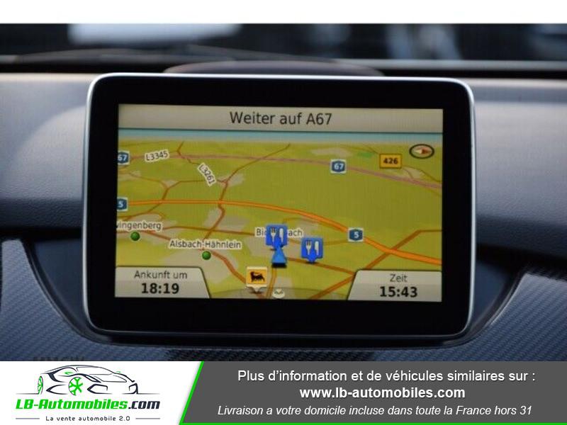 Mercedes Classe B 220 220d 4Matic AMG Blanc occasion à Beaupuy - photo n°8