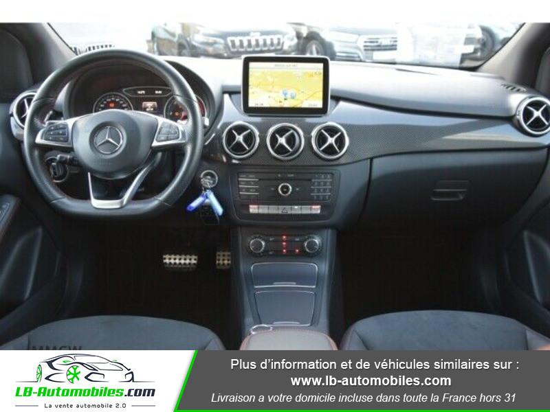 Mercedes Classe B 220 220d 4Matic AMG Blanc occasion à Beaupuy - photo n°2