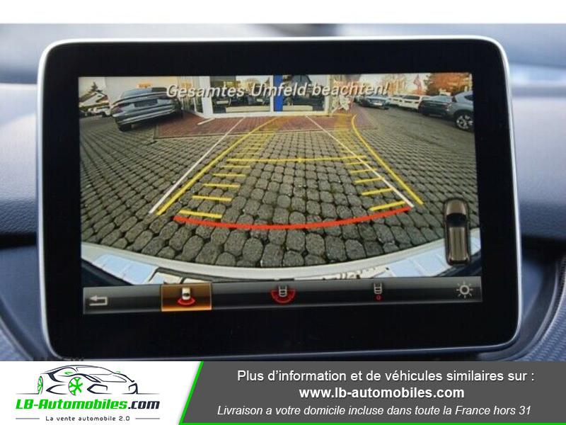 Mercedes Classe B 220 220d 4Matic AMG Blanc occasion à Beaupuy - photo n°9