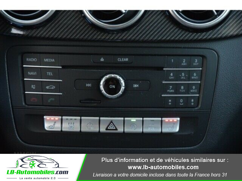 Mercedes Classe B 220 220d 4Matic AMG Blanc occasion à Beaupuy - photo n°10