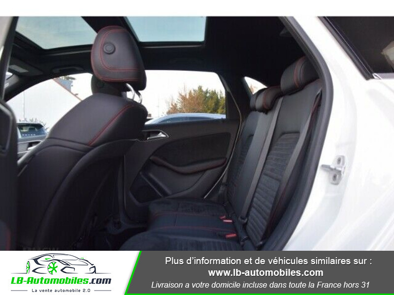 Mercedes Classe B 220 220d 4Matic AMG Blanc occasion à Beaupuy - photo n°5