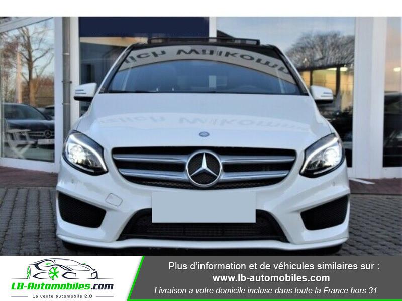 Mercedes Classe B 220 220d 4Matic AMG Blanc occasion à Beaupuy - photo n°13