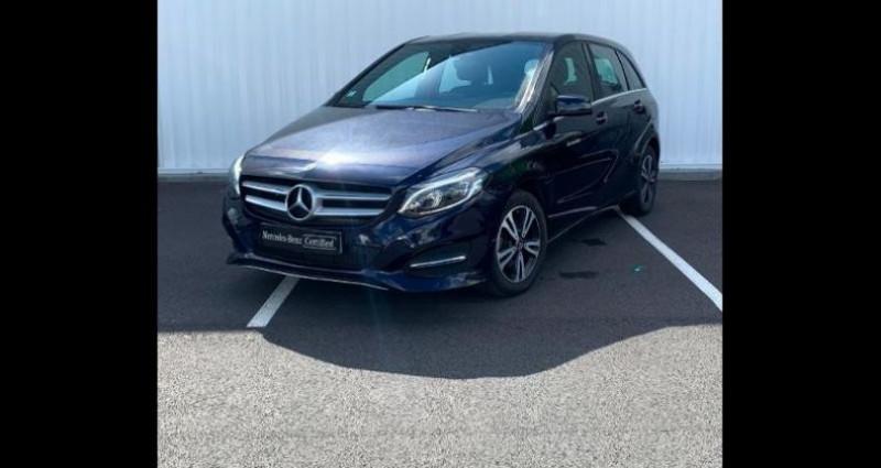 Mercedes Classe B 160 102ch Business Edition Bleu occasion à Douai